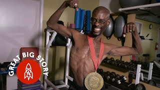 Download Cerebral Palsy Can't Stop This Bodybuilder Video