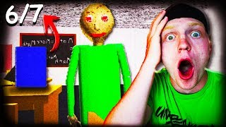 Download FINDING BALDI'S 7 PAGES! *IMPOSSIBLE!* Video