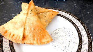 Download How To Make Samosas From Scratch | Keema (Mince and Potato) Samosas Video
