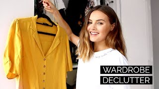 Download DECLUTTERING MY WARDROBE | Niomi Smart Video