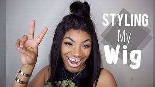 Download Styling My Short Bob Wig | Myfirstwig Video