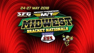 Download Inaugural Midwest Bracket Nationals - Thursday, Part 1 Video