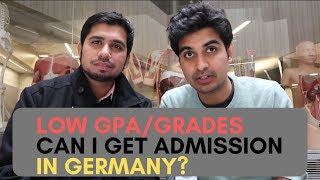 Download CAN YOU GET ADMISSION IN GERMANY WITH LOW GPA? [URDU/HINDI] | HOW TO WRITE A LOM | MR Podcast#15 Video