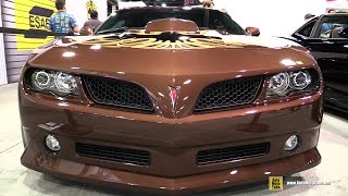 Download 2017 Hurst Trans Am 6.2 - Exterior and Interior Walkaround - SEMA 2016 Video