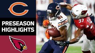 Download Bears vs. Cardinals | NFL Preseason Week 2 Game Highlights Video