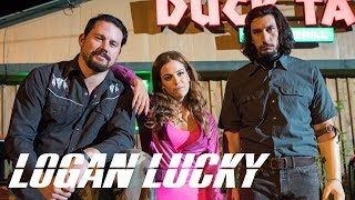 Download LOGAN LUCKY | Official HD Trailer Video
