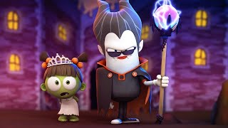 Download Spookiz | Cula the Scary Wizard in the School Play | Pretend Play Cartoons for Kids Video