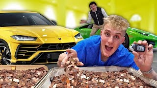 Download WE ACTUALLY BOUGHT A LAMBORGHINI WITH PENNIES!! Video