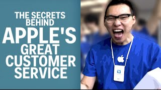 Download The Secrets Behind Apple's Great Customer Service Video