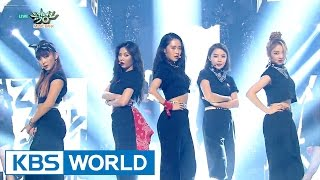 Download 4minute - HATE / Crazy | 포미닛 - 싫어 / 미쳐 [Music Bank HOT Stage / 2016.02.12] Video