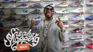 Download Gucci Mane Goes Sneaker Shopping with Complex Video