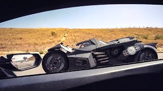 Download HOW TO EMBARRASS SUPERCAR OWNERS, BRING A BATMOBILE!! Video