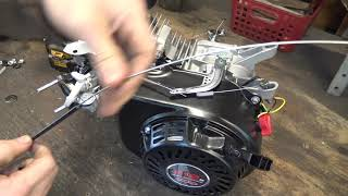 Download how to bypass the governor on a predator 212 engine Video