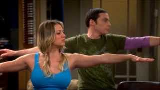 Download Penny & Shelly doin Yoga + where are penny & leonard going (TBBT: 7X13 The Occupation Recalibration) Video