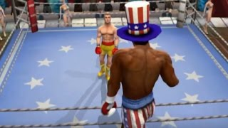 Download Rocky legends (PS2) Ivan Drago vs Apollo Creed (Career Ivan Drago) Video
