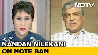 Download Note Ban Shock Is Good For India: Nandan Nilekani To NDTV Video