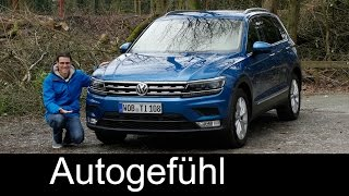 Download VW Tiguan Comfortline FULL REVIEW - the affordable Volkswagen Tiguan? Test driven 1.4 TSI Video