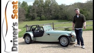 Download Caterham Seven 160 2017 Review | Driver's Seat Video