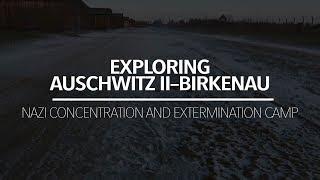 Download Exploring Auschwitz II–Birkenau | WARNING Extremely Eerie... Video