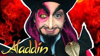Download ALADDIN'S JAFAR MAKEUP TUTORIAL! Video
