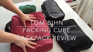 Download Tom Bihn Packing Cube Backpack Review Video
