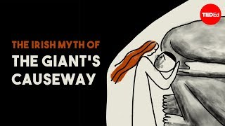 Download The Irish myth of the Giant's Causeway - Iseult Gillespie Video