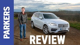 Download Volvo XC90 T8 review | The ultimate seven-seater? Video