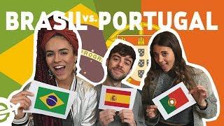 Download PORTUGUÉS DE PORTUGAL vs. DE BRASIL | vdeviajar Video