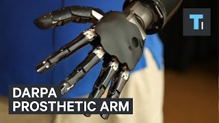 Download DARPA prosthetic arm Video