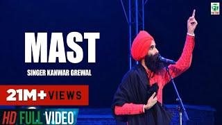 Download Kanwar Grewal | Official Mast Full Song HD | Latest Punjabi Songs | Finetone Video