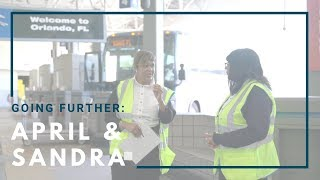 Download Going Further: April & Sandra Video