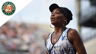 Download Venus Williams v Qiang Wang Highlights - Women's Round 1 2017 I Roland-Garros Video