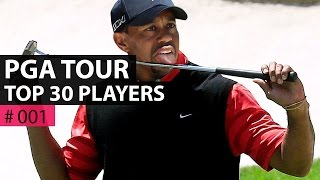 Download Top 30 PGA Tour Players To Watch In 2016 - Slow Motion - Part 1 Video