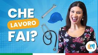 Download Impara l'Italia - Che lavoro fai? (Lezione 11 Livello A2) - Lezioni di lingua italiana Video