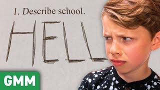 Download Hilarious Kid's Test Answers (GAME) Video