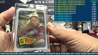 Download 2017 Topps Clearly Authentic Baseball 20 Box Case Break #1 - PYT Video