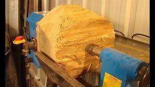 Download 90 Woodturning a*$30,000* bowl, from a $0.10 log, monetization!!! Video