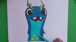 Download Dibujando y pintando a Electrochock (Bajoterra) - Drawing and painting to Electrochock Video