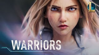 Download Warriors | Season 2020 Cinematic - League of Legends (ft. 2WEI and Edda Hayes) Video