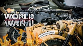 Download The best of WW2 motorcycles ! Video