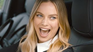 Download Margot Robbie Hot Nissan Commercial 2018 New Nissan Leaf Electric Car 2018 World Record CARJAM Video
