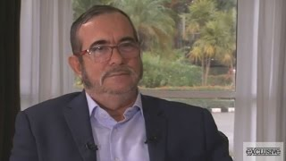 Download Colombia peace deal will be 'lasting', FARC rebel leader tells FRANCE 24 Video