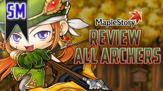 Download Reviewing Every Archer Class in MapleStory! Video