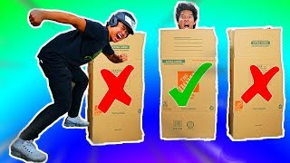 Download Tackle The Person In The Box! Video