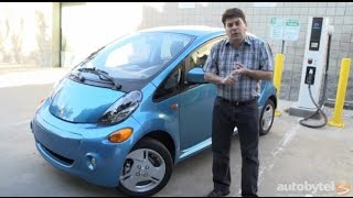 Download 2016 Mitsubishi iMiEV Test Drive Video Review – Cheap Electric Car Video