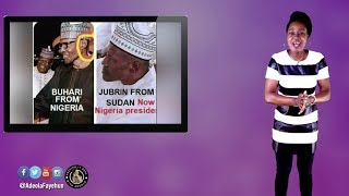 Download Is It Buhari Or Jubril From Sudan? Did Bishop Oyedepo Misinform Church Members? South Africa Video