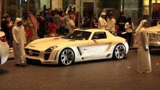 Download Dubai Supercar traffic Video