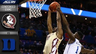 Download Florida State vs. Duke Condensed Game | 2018-19 ACC Basketball Video