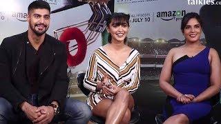 Download Exclusive Interview: Richa Chadda, Sayani Gupta And Tanuj Virwani Discuss 'Inside Edge' Video