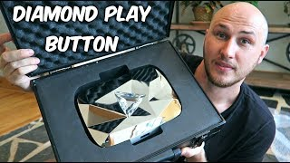 Download Diamond Play Button Unboxing Video
